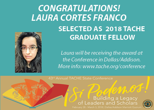 Awards- Laura Cortes